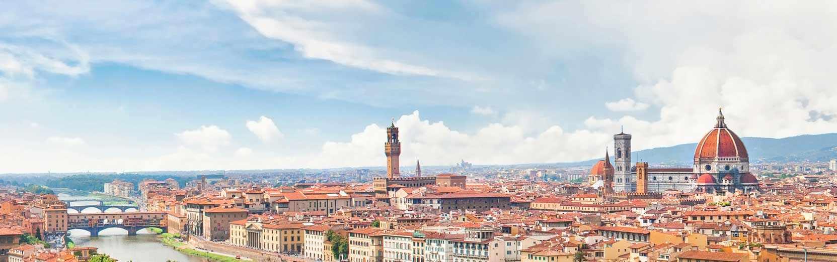Auto mieten in Florenz