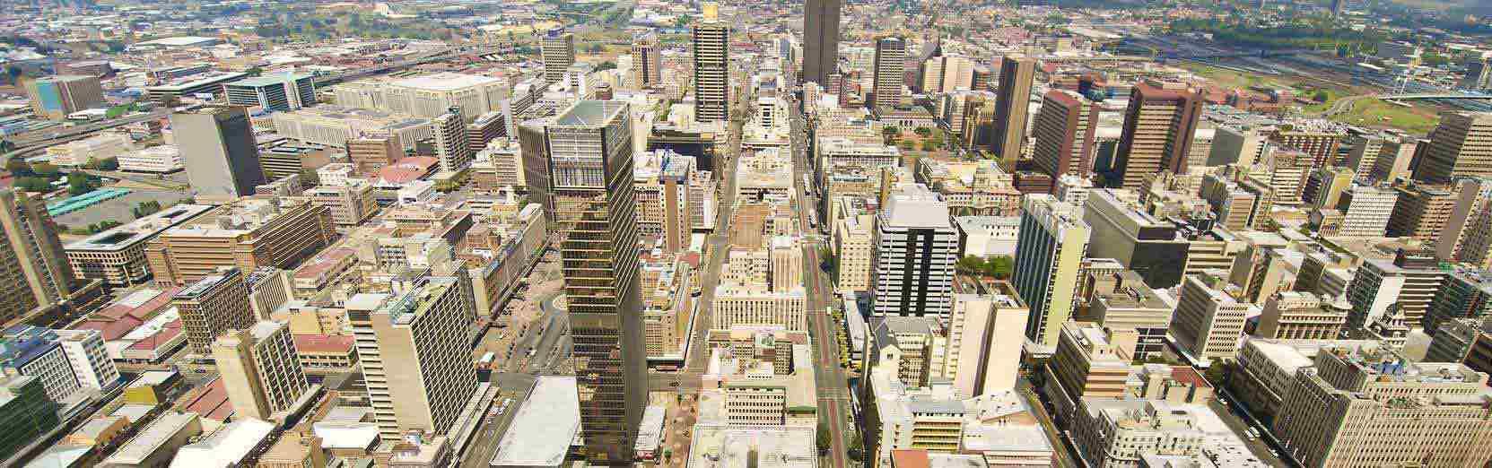 Auto mieten in Johannesburg