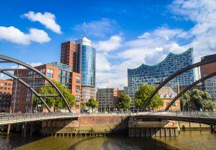 Brücken in Hamburg