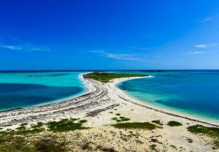 Dry Tortugas Nationalpark Miami Flughafen