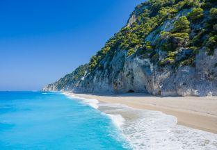 Egremni Beach Korsika