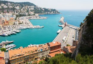 Hafen von Nizza