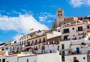 Hauptstadt Ibiza
