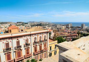 Panorama von Cagliari