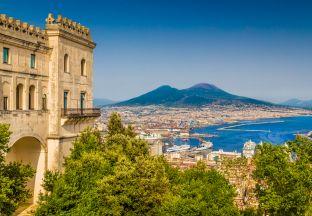 Vesuv Neapel