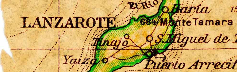 Lanzarote Reisevorbereitung